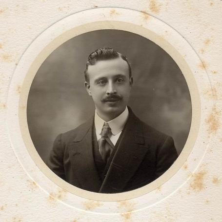 buzenval rueil année 1900